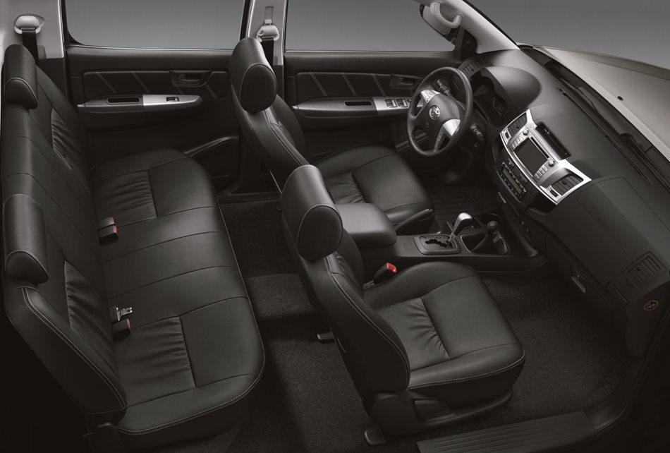 Toyota celebra los 50 años del modelo Hilux con el Invincible 50