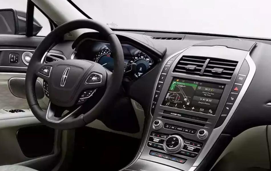 Conoce el nuevo Lincoln MKZ 2018