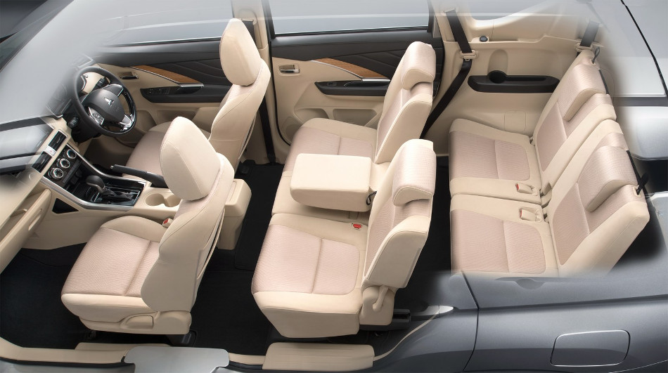 Mitsubishi Expander 2018, la SUV para 7 pasajeros