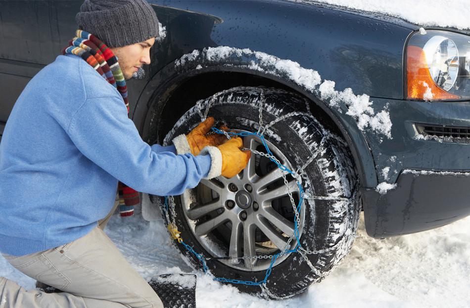 Conduzca eficazmente en invierno