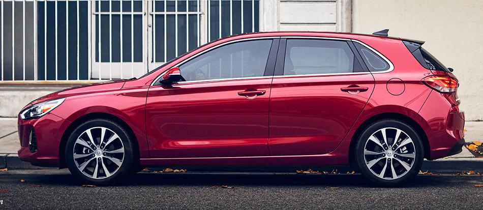 El nuevo Hyundai Elantra GT 2018 nos llega renovado
