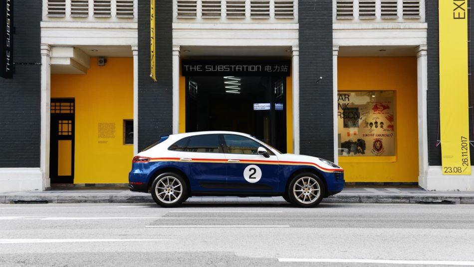 Porsche rinde homenaje a sus coches mas emblemáticos de competencia