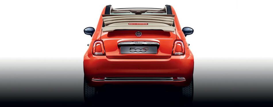 Fiat 500C, un pequeño convertible muy versátil