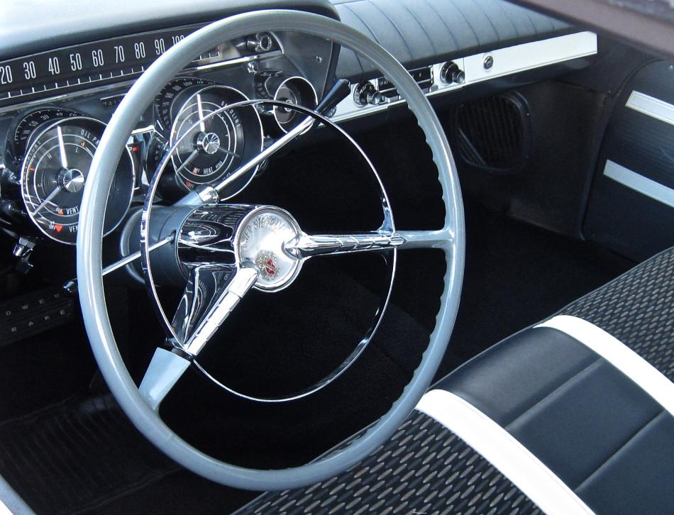 Buick LeSabre 1951, un auto clásico que fomentó visualmente la era espacial