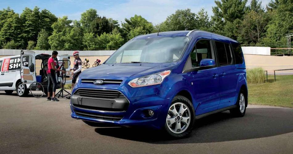 Ford Transit Connect Passenger Wagon 2018