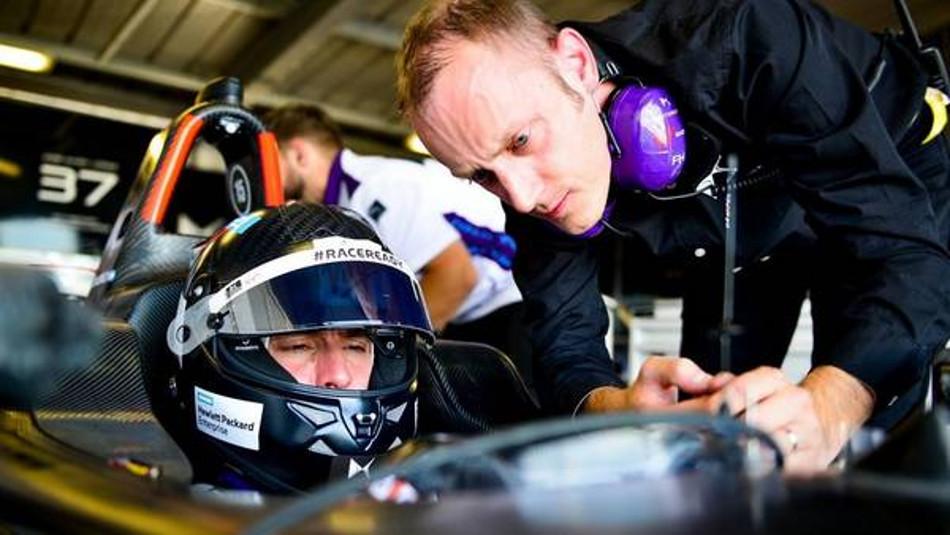 José María López vuelve a la Fórmula E con Dragon Racing