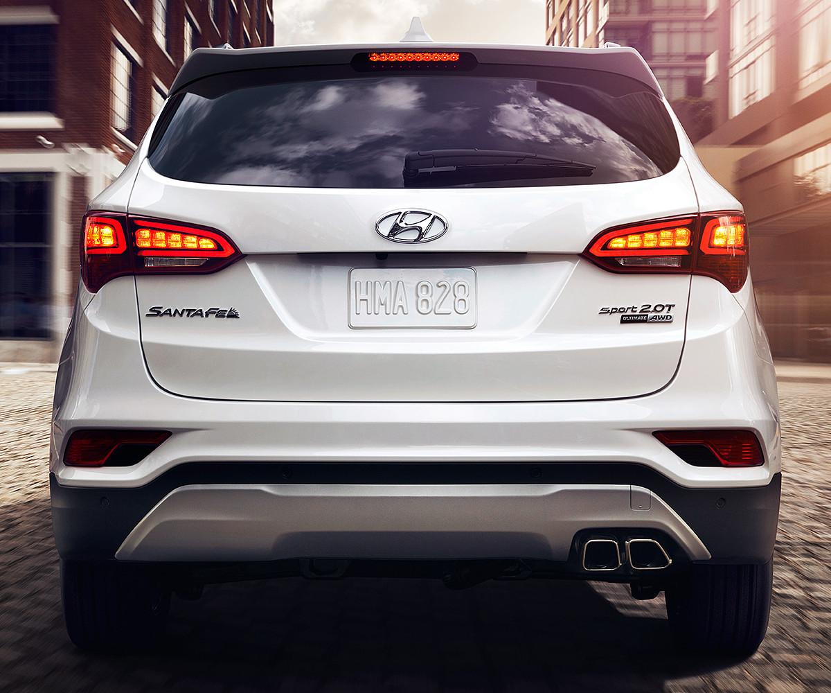 Hyundai Santa Fe 2018, el SUV de 7 plazas para los más exigentes