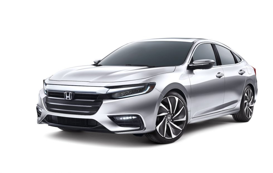 El Honda Insight 2019