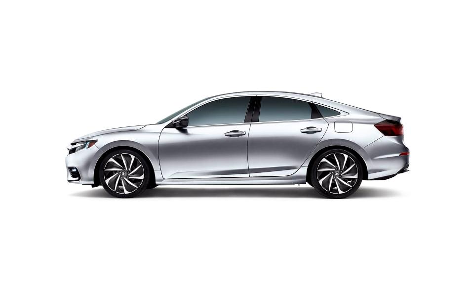 El Honda Insight 2019