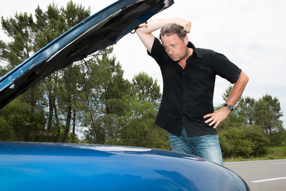 Problemas de aceleración en el coche
