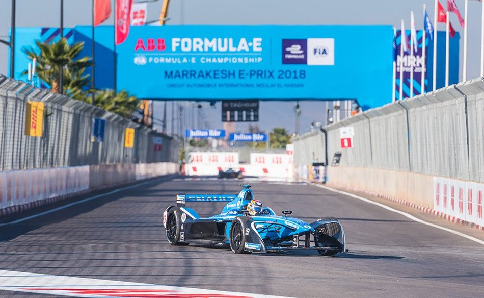 Calificación al Eprix de Marrakech
