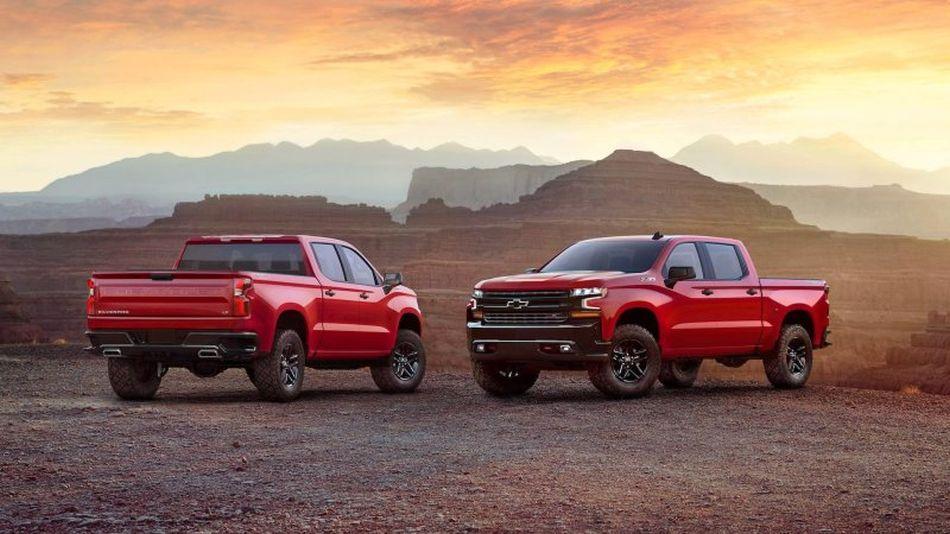 Chevrolet presenta una rediseñada Silverado 2019