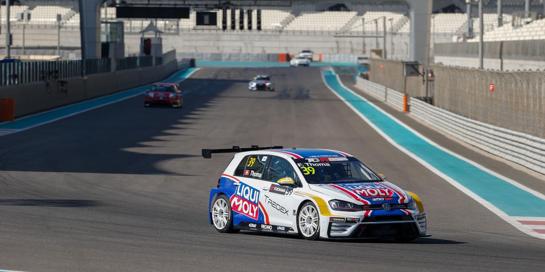 """Florian Thoma: """"Me siento con confianza para las carreras"""""""