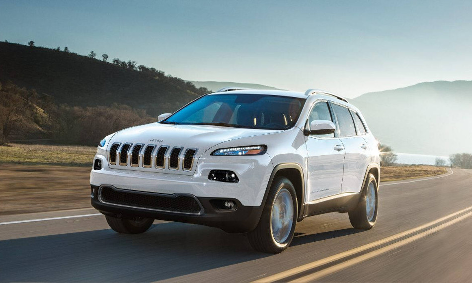 Nueva Grand Cherokee 2019 >> La nueva Jeep Cherokee 2018 - Motor y Racing