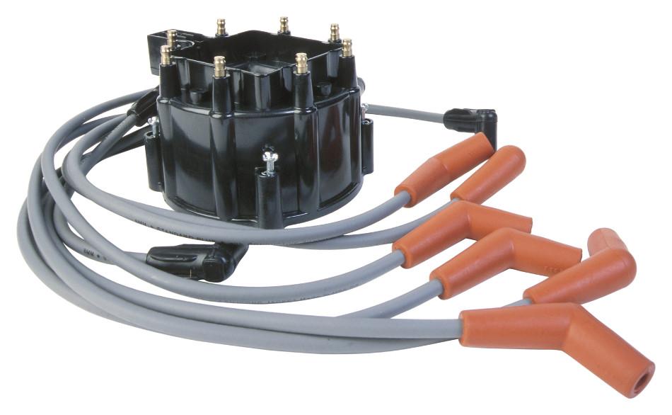 Los cables de encendido, un elemento eléctrico simple pero muy importante