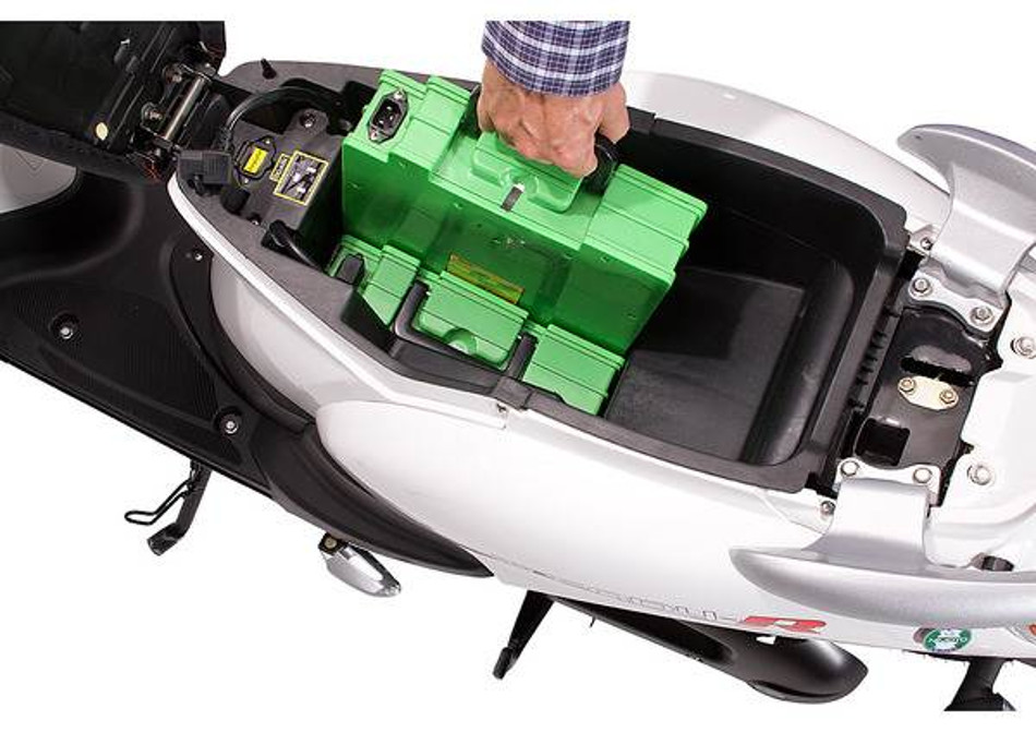 Las ventajas de la motocicletas eléctricas