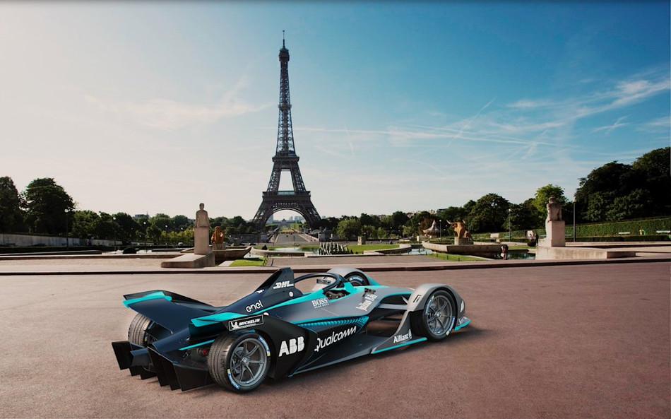 La Fórmula E presentó el nuevo vehículo de competición