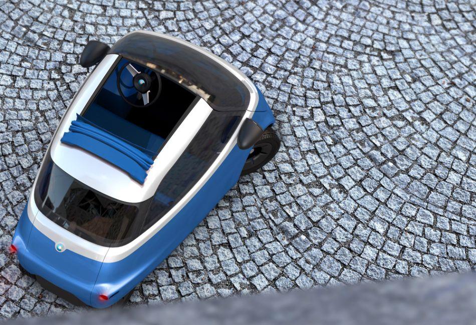 Microlino, el nuevo cuadriciclo eléctrico de Micro Mobility