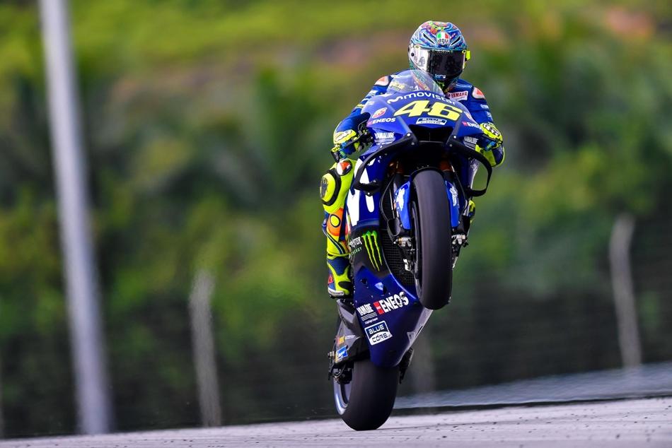 "Valentino Rossi: ""Creo que Lorenzo será competitivo este año"""