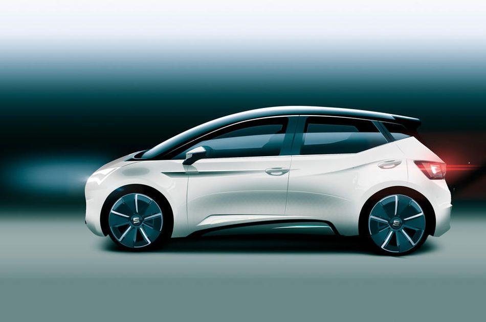 El nuevo compacto eléctrico de Seat se llama Born