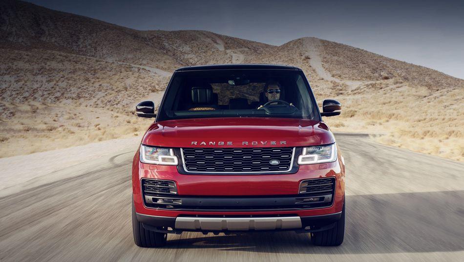 Range Rover SV Coupé, un todoterreno de lujo con carrocería de tres puertas