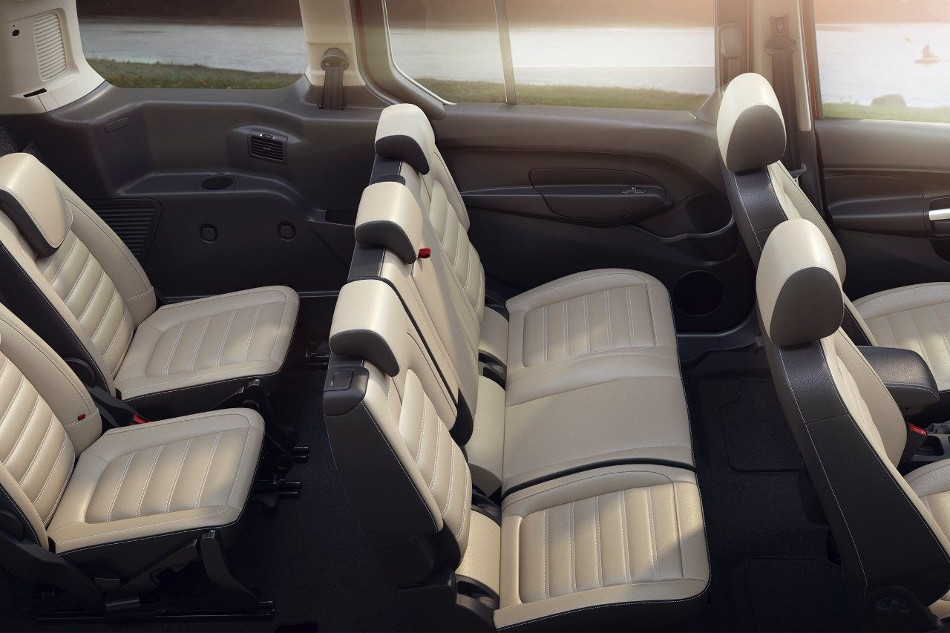 Nueva Transit Connect 2019 de Ford