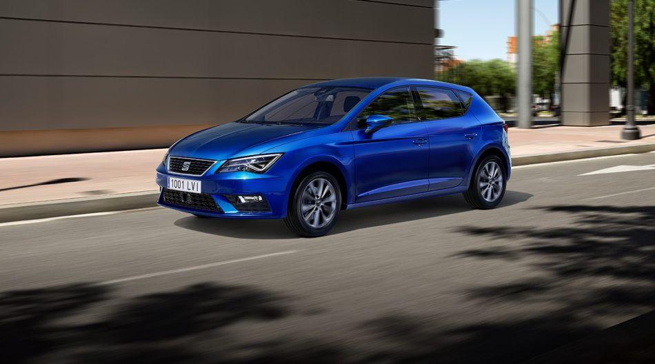 Visio, la nueva versión del Seat León 5 puertas