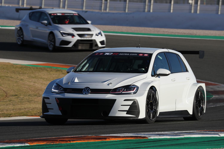 Actualización visual para el Volkswagen Golf GTI TCR