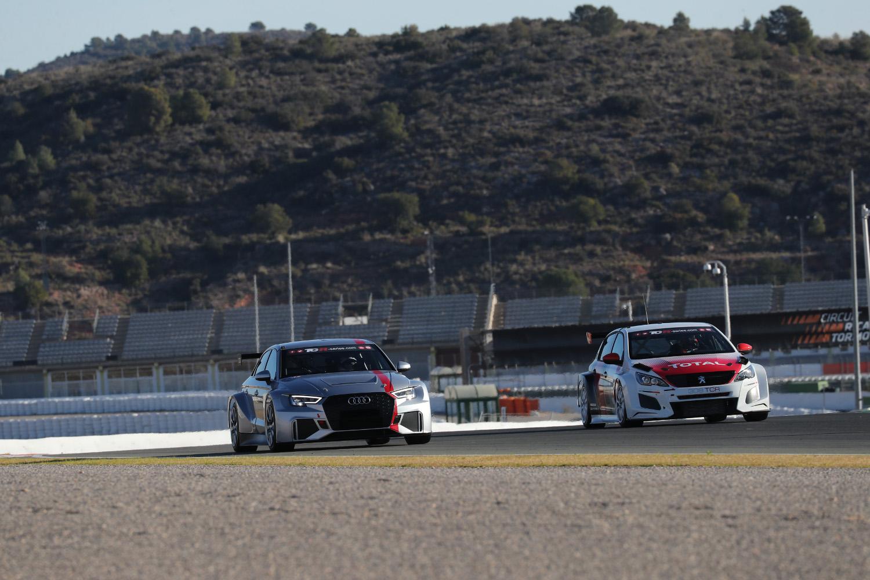 """Daniel Lloyd: """"Ha sido emocionante ver las diferencias entre todos los coches"""""""