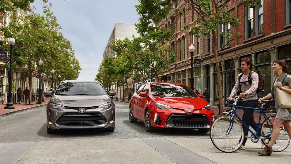 Toyota presenta su nuevo sistema Safety Sense de tecnología activa