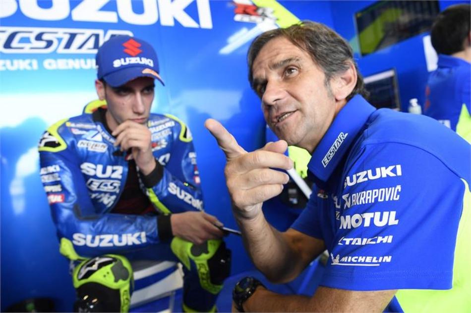 """Alex Rins: """"He disfrutado del Circuito"""""""