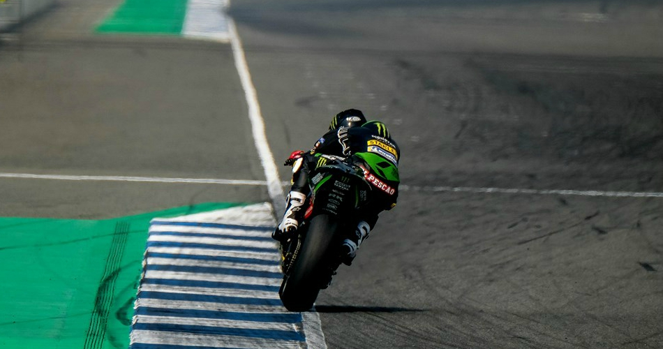Syahrin firma con el Tech3 para correr en MotoGP esta temporada