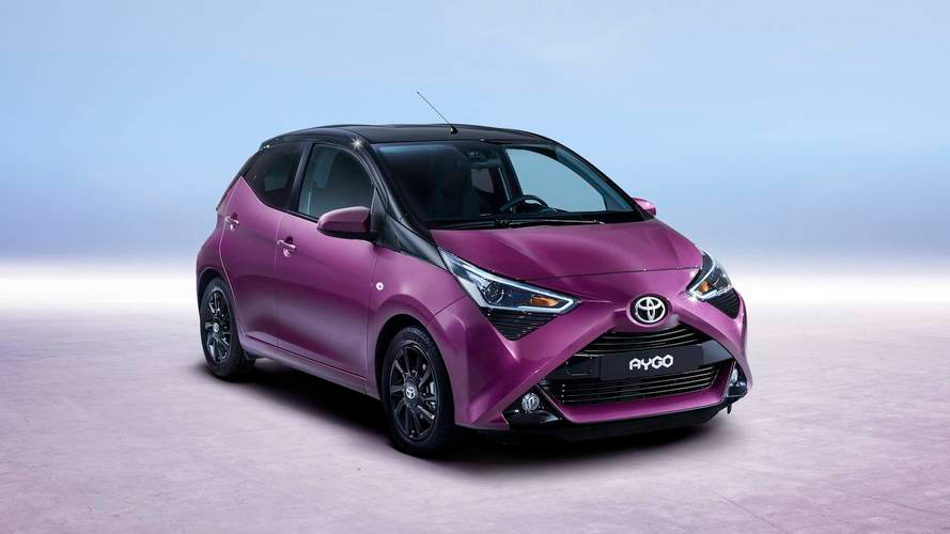 Nuevo Toyota Aygo para Ginebra