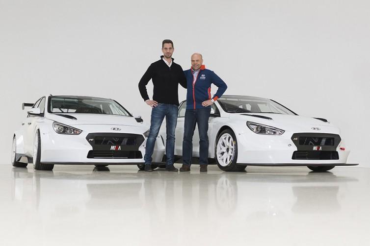 M1RA Motorsport se pasa al Hyundai i30 N TCR sin descartar el WTCR
