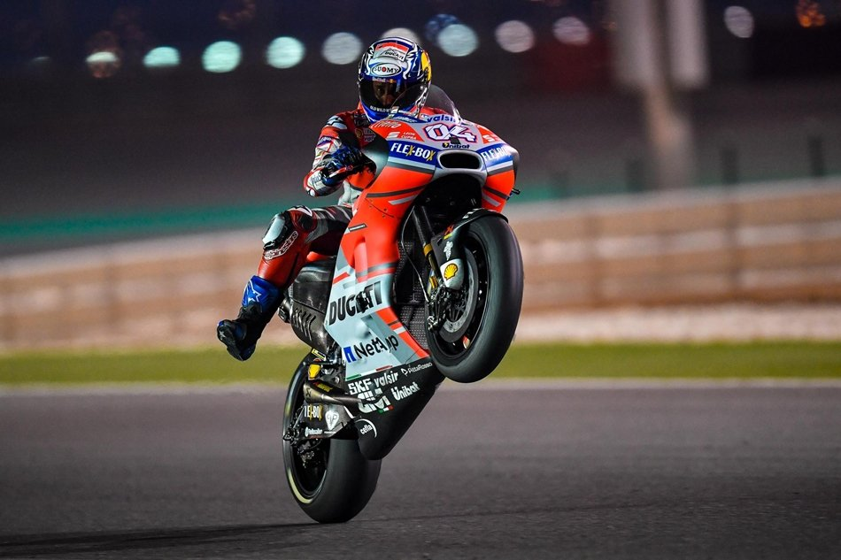 Johann Zarco termina el test de Qatar como el más rápido