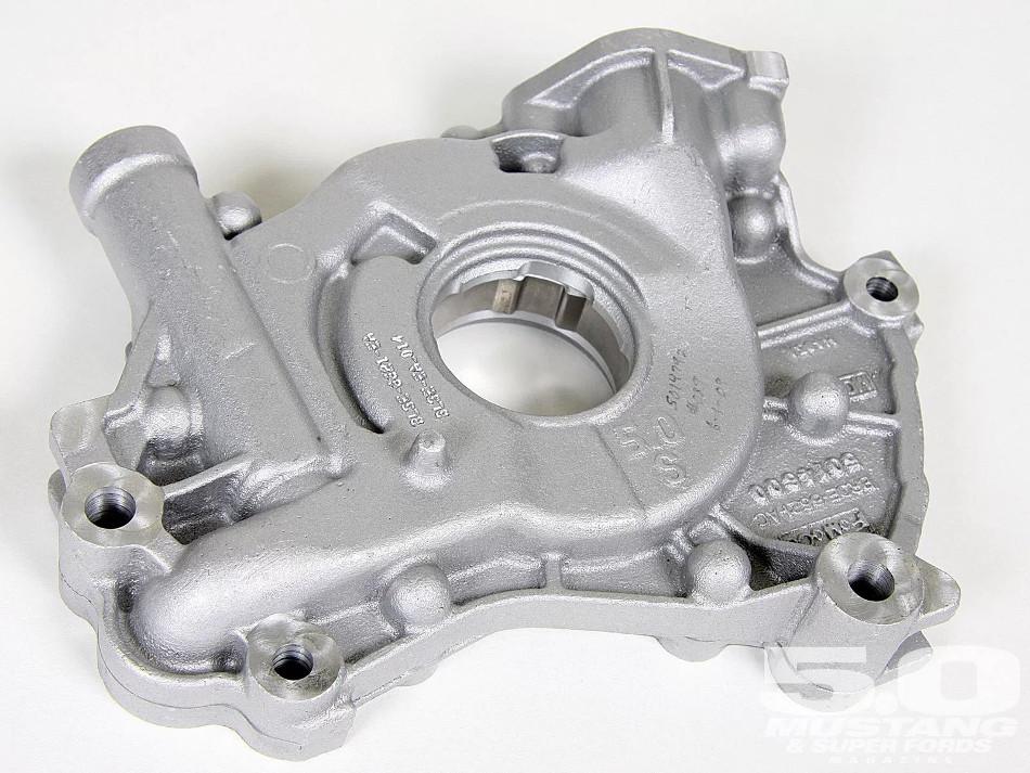 Aprende sobre la Bomba de aceite de un motor, partes y funcionamiento