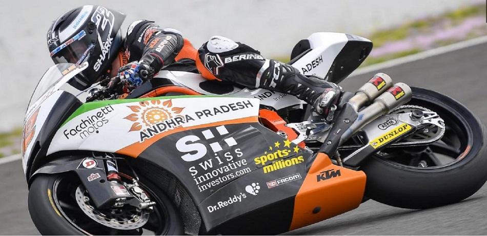 Lowes y Martín dominan el segundo día de test en Jerez