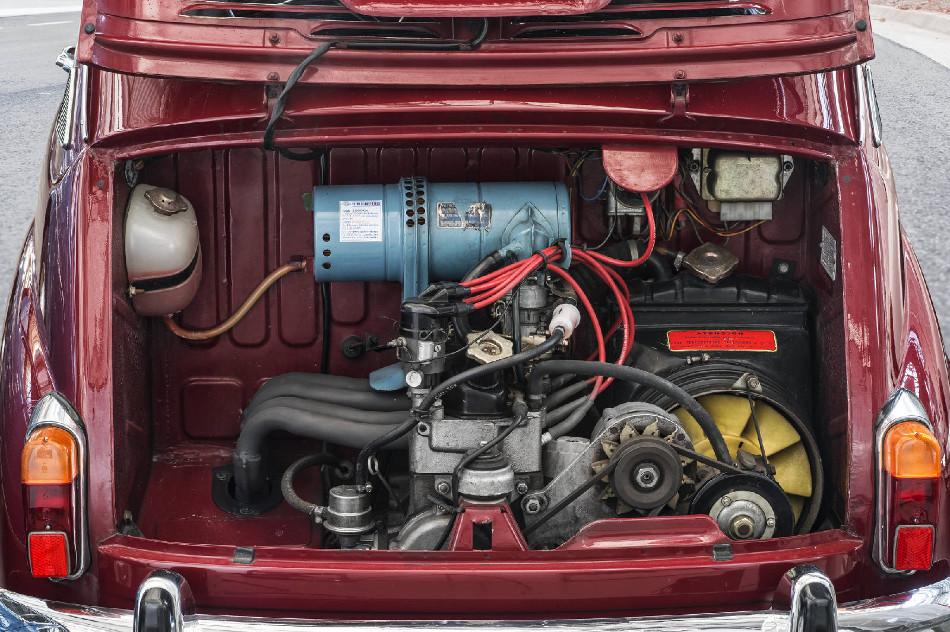 El nuevo Seat 600 restaurado de Sergio Ramos