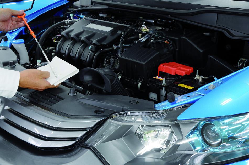 El mantenimiento de nuestro coche por kilometraje