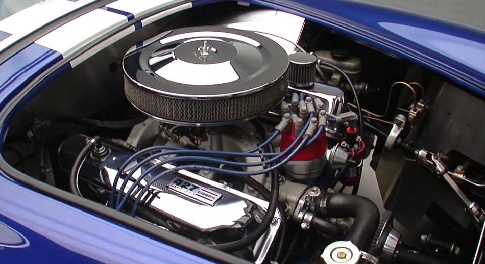 Historia del AC Cobra 1961-1967, un deportivo Anglo Americano
