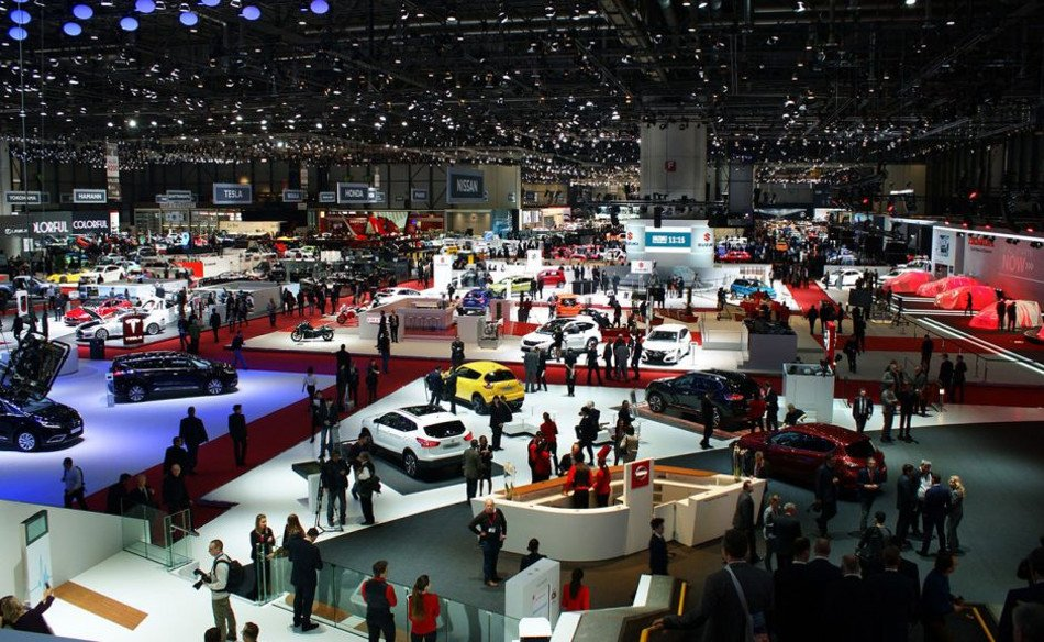 El Salón del Automóvil de Ginebra y su historia