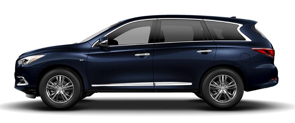 Nuevo Infiniti QX60 2018, el SUV ideal para toda la familia