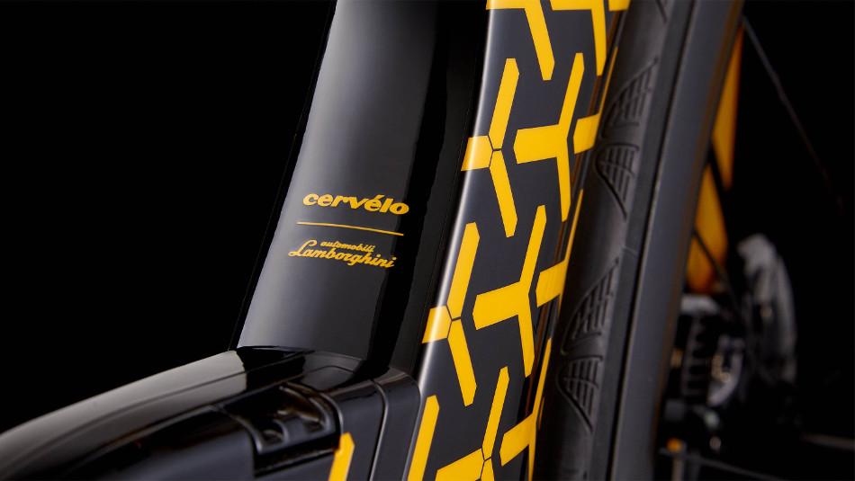 Nueva Bicicleta de Triatlón de Lamborghini, la Cervélo P5X