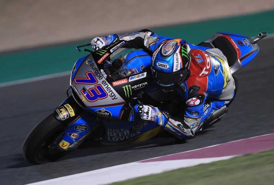"""Alex Márquez: """"Me siento muy bien sobre la moto"""""""