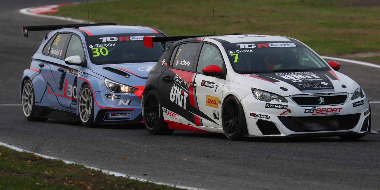 Peugeot apoyará a otro equipo en las TCR Europa 2018