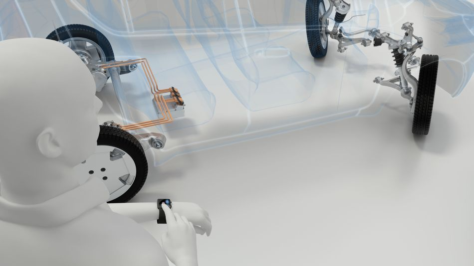 ZF Group presenta su conducción autónoma ProAI Contro Unit
