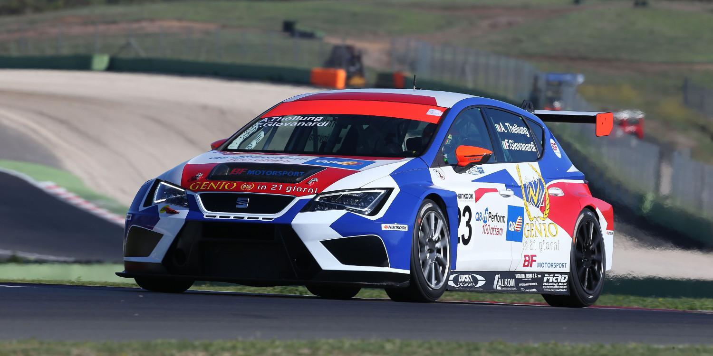 BF Motorsport seguirá una temporada más en las TCR Italia