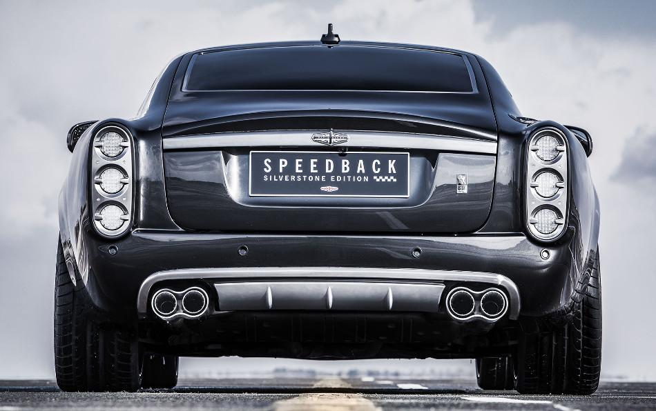El Nuevo Speedback Silverstone Edition 2018 de David Brown