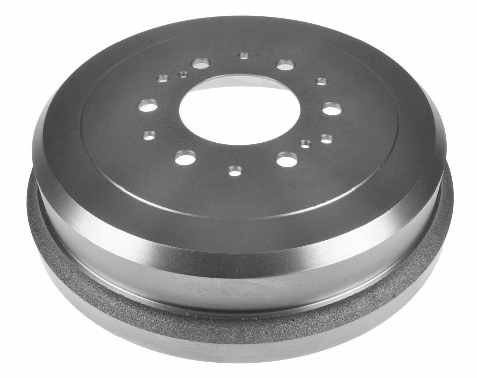 Los frenos de tambor, su concepto, partes y funcionamiento
