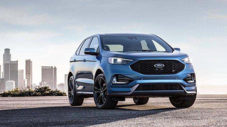 Ford planea un Suv eléctrico de altas prestaciones